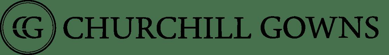 Churchill Gowns logo