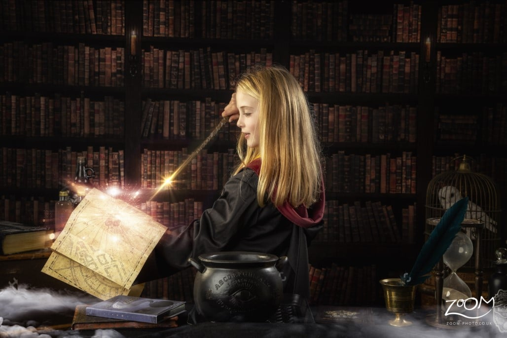 Harry Potter - Hogwarts - Wizards Labs